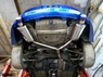 Honda Accord 8 coupe USA Раздвоенная выхлопная система